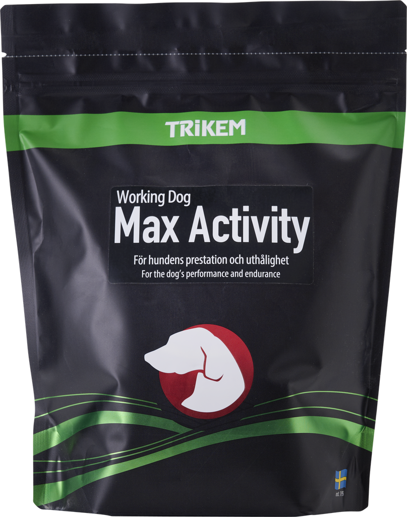 WorkingDog MaxActivity 1000 g